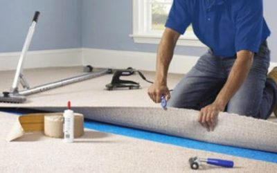 Painting and re-carpeting your rental property